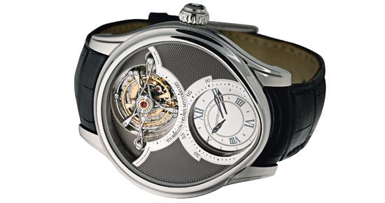 Montblanc Two versions of the Grand Tourbillon Heures Myst rieuses red gold