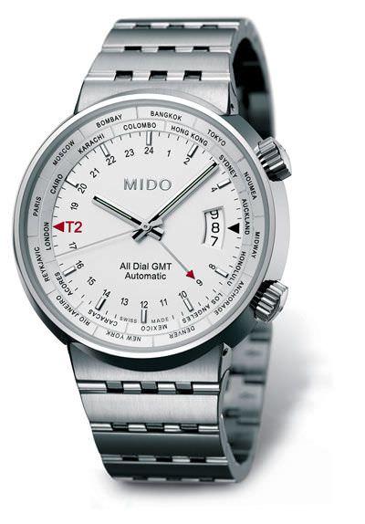Mido - Mido All Dial GMT Automatic Mido