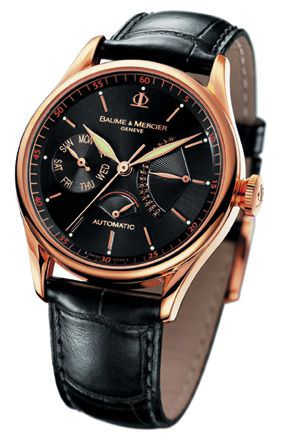 BAUME & MERCIER CLASSIMA EXECUTIVES RED GOLD Gall_BetM407