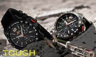 Watches that are built tough and worn tough
