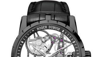Roger Dubuis impresses with new self-winding skeleton calibre