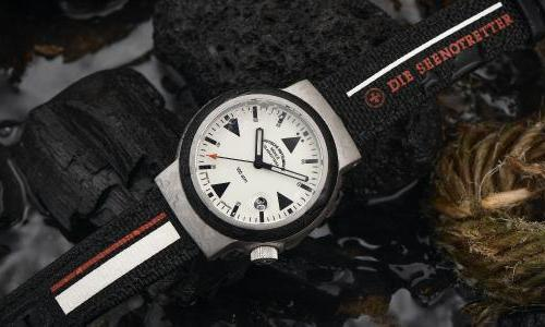 Mühle-Glashütte presents the S.A.R. Rescue-Timer LUMEN