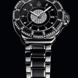 FORMULA 1 LADY STEEL AND CERAMIC by TAG Heuer