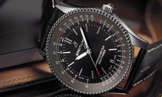 Breitling: universal ambition