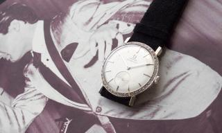 Why Elvis Presley gave away his one-off Omega wristwatch?