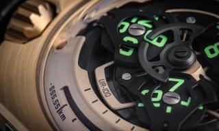 Urwerk: the UR-100