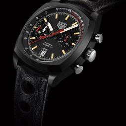 The Heuer Monza Chronograph by TAG Heuer