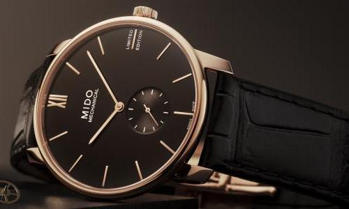 Mido Baroncelli Mechanical Limited Edition