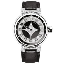 TAMBOUR SPIN TIME GALAXIE by Louis Vuitton