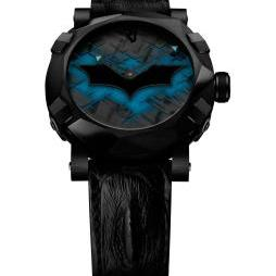 BATMAN-DNA by RJ-Romain Jerome