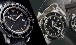 Blancpain: The unsinkable Fifty Fathoms