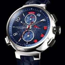 TAMBOUR SPIN TIME REGATTA by Louis Vuitton