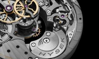 Hysek's latest complication: The IO Jumping Hours Central Tourbillon