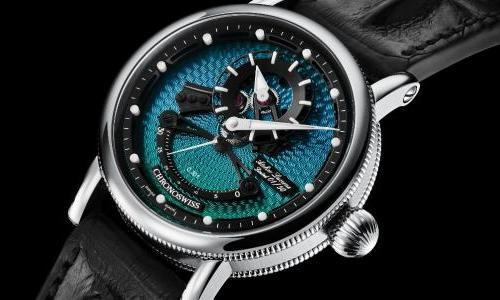 An introduction to the Chronoswiss Open Gear ReSec Paraiba