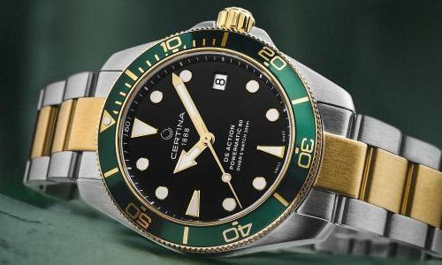 Introducing Certina's DS Action Diver 38 mm