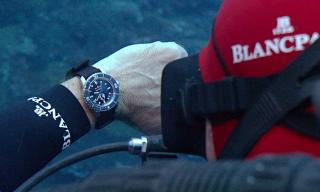 New Fifty Fathoms BOC III by Blancpain