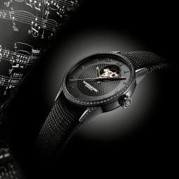 FREELANCER LADY URBAN BLACK by Raymond Weil