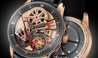 Positively underwhelming: Christophe Claret's Maestro