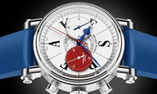 Speake-Marin's London Chronograph gets a vintage 'heart' transplant
