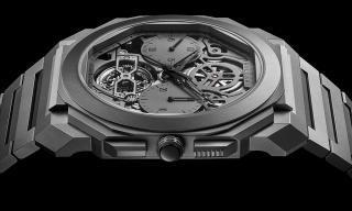 Bulgari's Octo Finissimo, behind the scenes