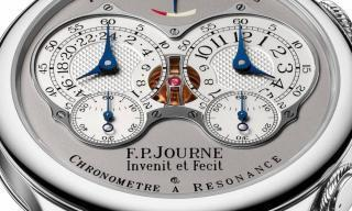 F.P.Journe: 20 years of Resonance