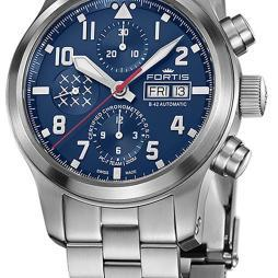 Fortis PC-7 TEAM Chronograph Aeromaster