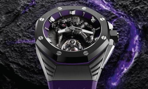 "Unveiling Audemars Piguet's Limited ""Black Panther"" Edition"
