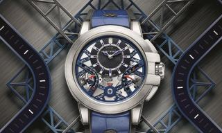 A 10 for Harry Winston Project Z10 timepiece