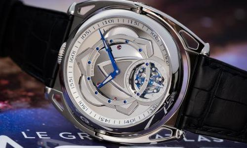 De Bethune: two faces for a new horizon