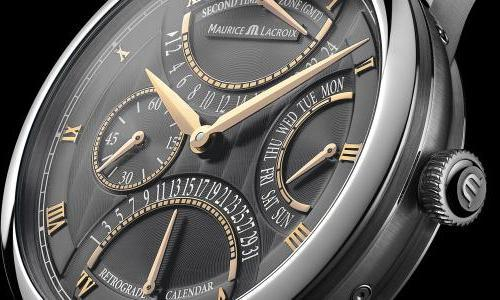 Maurice Lacroix: the Triple Rétrograde Masterpiece