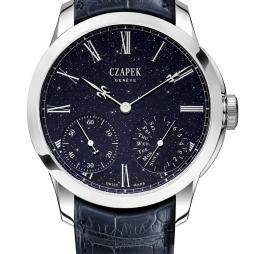 Czapek Quai des Bergues Midnight in Geneva S