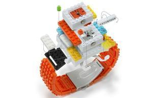 Nanoblock Time, the true DIY watches