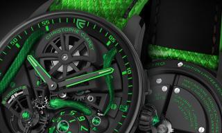 Christophe Claret shows some bite with new Maestro Mamba