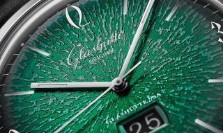 "Glashütte Original goes retro with ""Sixties"" models"