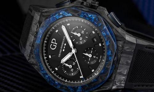 Girard-Perregaux's new e-commerce exclusive Laureato