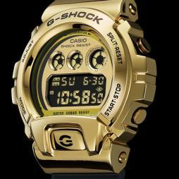 Casio G-Shock Triple Graph Dial GM-6900