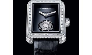CHANEL – When watchmaking and jewellery combine their effects…