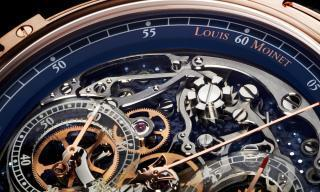 Louis Moinet's Memoris wins Good Design Award