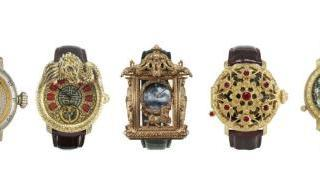 Wearable Horological Art by Dolce & Gabbana