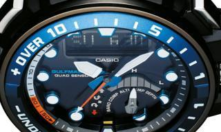 CASIO G-SHOCK GULFMASTER: Making waves