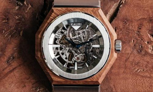 Kauri, an independent watchmaker's journey