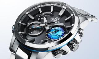 SPOTLIGHT - Casio EDIFICE EQB-600 Smartphone Link Series: The World at Your Wrist