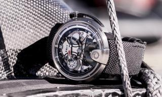 It's Act 3 for the HYT H1 Alinghi