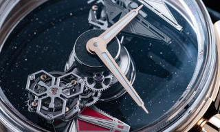 Louis Moinet: The Space Revolution