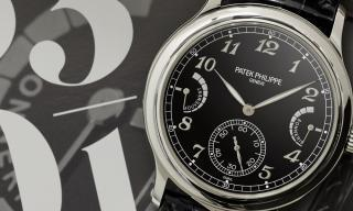 Patek Philippe's first wristwatch with a Grande Sonnerie