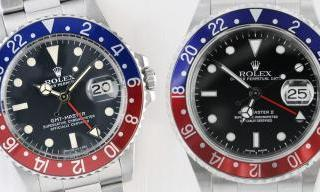 Performance of the Rolex GMT-Master and the GMT-Master II