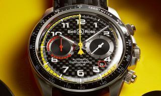 Bell & Ross off to the races with Renault F1 partnership