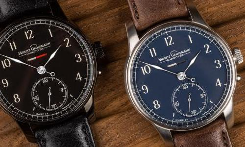 Moritz Grossmann: two new versions of the Power Reserve