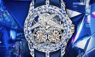 Introducing the Excalibur Superbia by Roger Dubuis