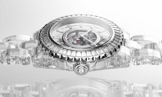 Chanel J12 X-Ray: Iconic transparency